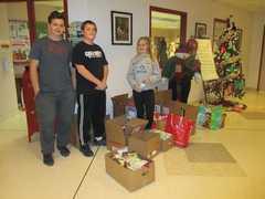 Christmas Fundraising a Success