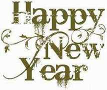 Happy New Year and Welcome Back!