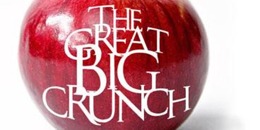 Big Crunch Tomorrow