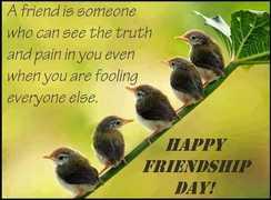 Good Shepherd celebrates Friendship Day on Feb. 14th