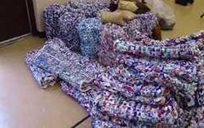 Caring For Those In Need with Milk Bag Program