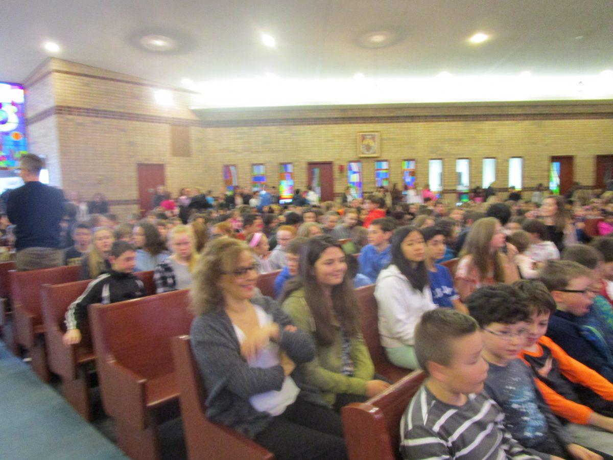 Kick off to Catholic Education Week