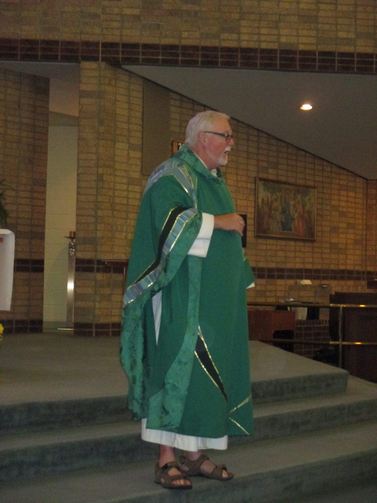 Catholic Education Week Kicked up Spiritually