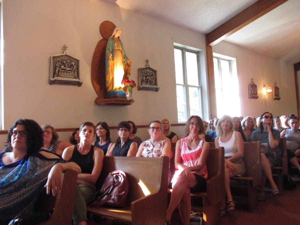 Mass on Faith Day