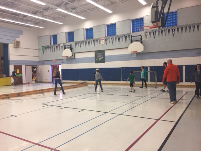 Family Fun Night includes Sports & Games